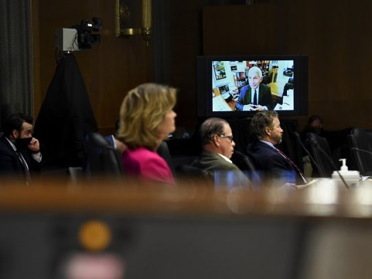 Demócratas de EE.UU. presentan plan de ayuda de USD 3 billones para afrontar coronavirus