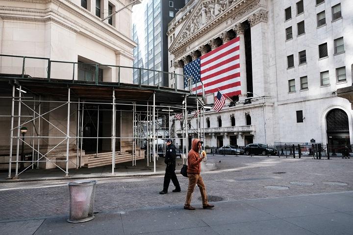 Wall Street termina en fuerte alza: Dow Jones +6,24%, Nasdaq +5,60%