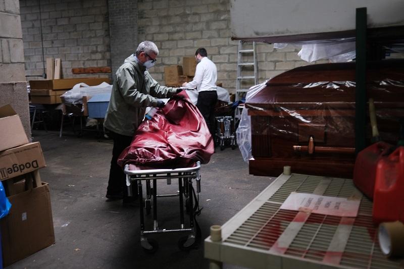 Cada 66 minutos un panameño muere de covid