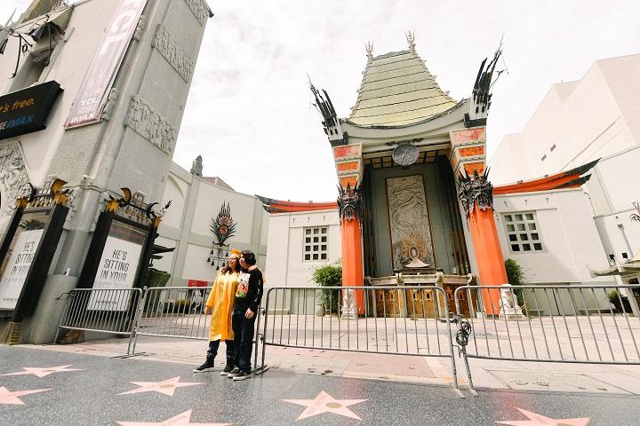 """En el plan de California para reabrir la industria del cine, Hollywood es el """"desafío"""""""