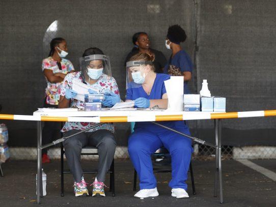 Brasil, EE.UU., India y Sudáfrica, gigantes con pies de barro frente al coronavirus