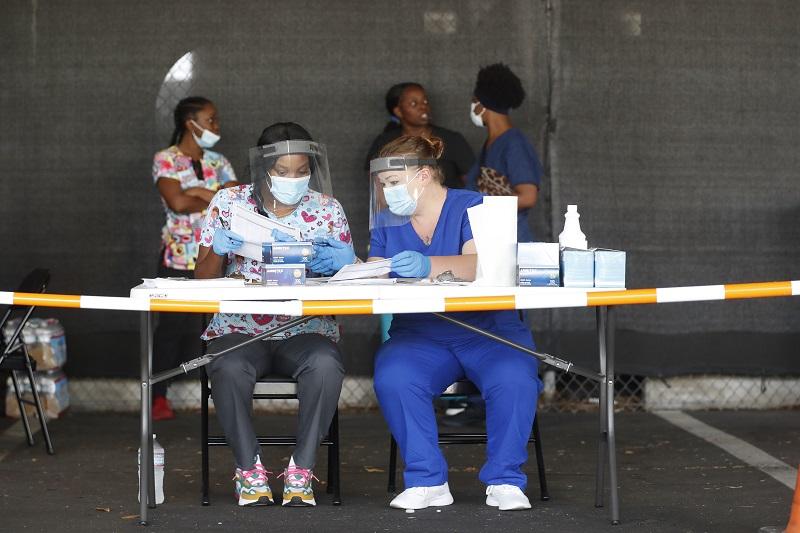 EE.UU. espera iniciar la vacunación contra el covid-19 a principios de diciembre