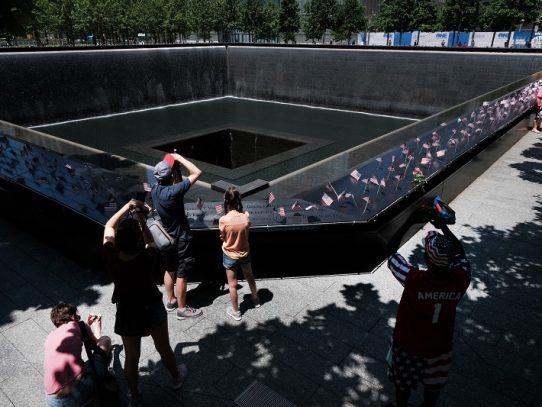 En plena crisis, Nueva York conmemora el aniversario de los atentados del 11 de septiembre