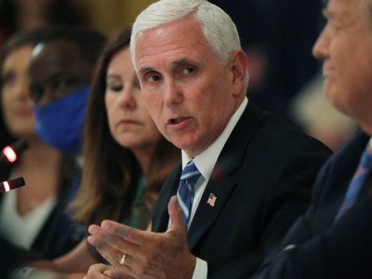 Más de 3 millones de estadounidenses dieron positivo a prueba de COVID-19, dice Pence