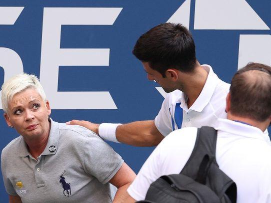 Djokovic aterriza en Roma dispuesto a pasar página tras su expulsión del US Open