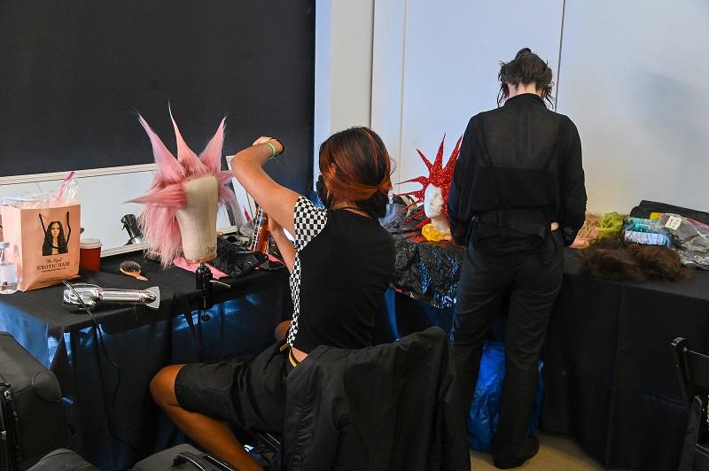 Sin público, la Semana de la Moda de Nueva York busca apoyar a los diseñadores de EE.UU.