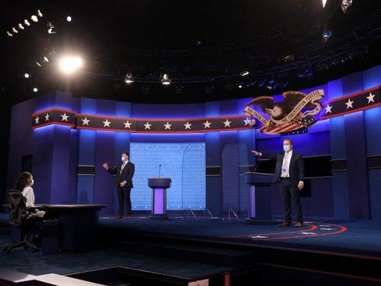 Antes del debate Trump y Biden cruzan mensajes sobre Venezuela en segmento latino