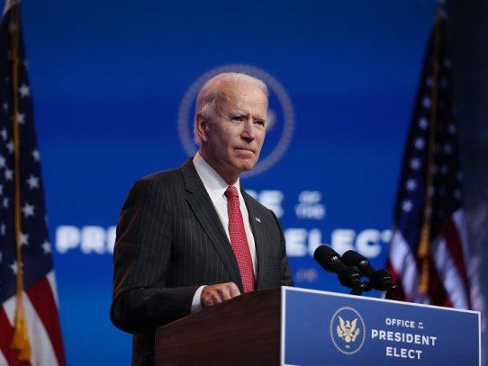 OTAN invita a Biden a una cumbre luego de su investidura