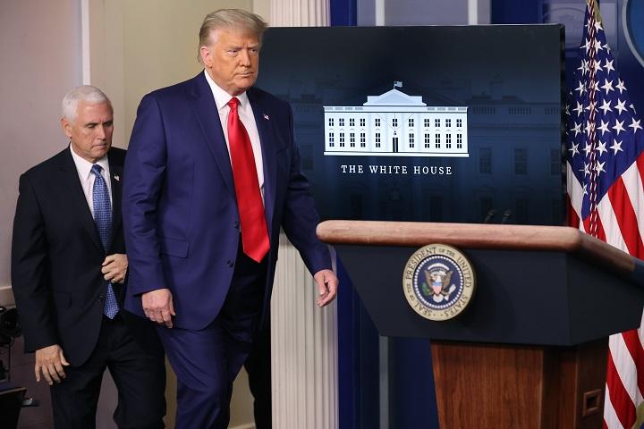 Trump enfrenta a su partido ante posible bloqueo de su veto en el Congreso