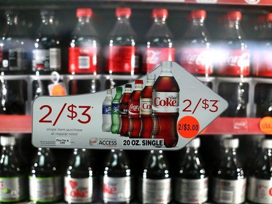 Coca Cola aumentó ganancias en América del Norte