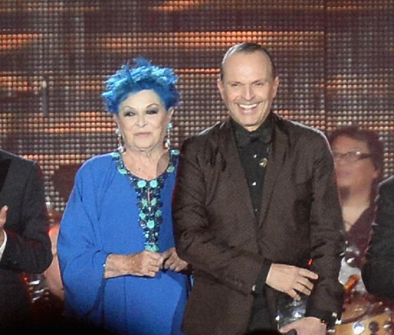 Murió la actriz italiana Lucía Bosé a los 89 años