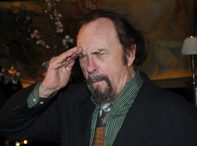 Fallece el actor Rip Torn, conocido por 'Men in Black'