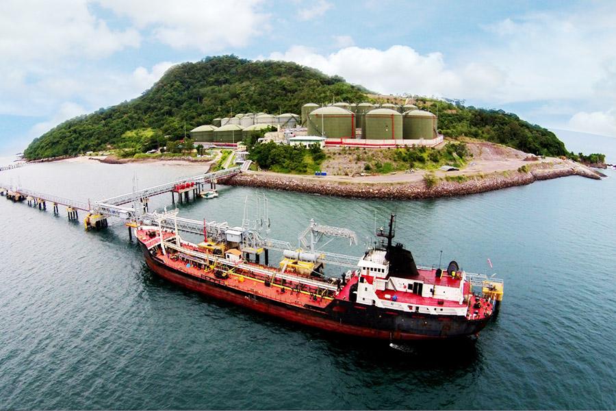 Actividad de bunkering en Panamá se contrae 10.9% a agosto