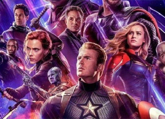 """""""Avengers"""" se convierte en la película con mayor recaudación de la historia"""