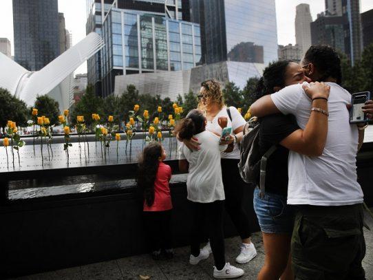 Nueva York recuerda los atentados del 11/9 cometidos hace 18 años