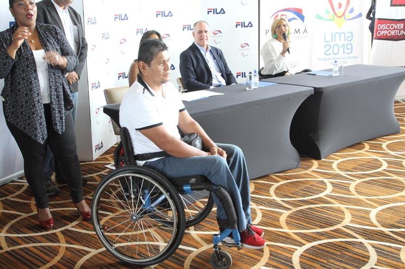 Panamá parte hacia juegos Paralímpicos de Lima, con la mayor delegación de su historia