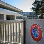 La UEFA pide a Serbia una investigación sobre partidos amañados
