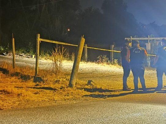 Asesinado de varios tiros en el sector de Belén