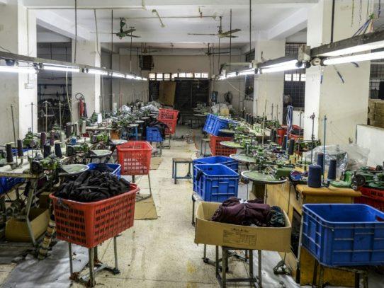 """El """"apocalipsis"""" de la industria textil en Bangladés"""