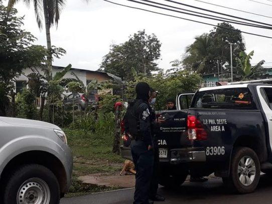 Ordenan detención provisional a presunto homicida de una pareja en La Chorrera