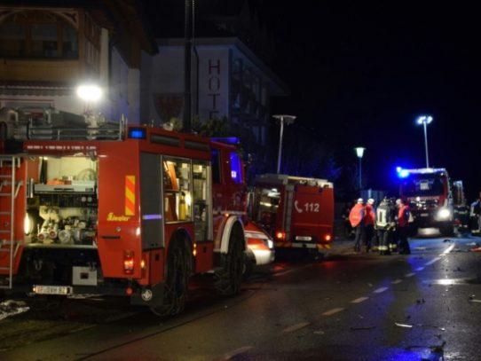 Seis alemanes muertos tras ser atropellados por un conductor ebrio en Italia
