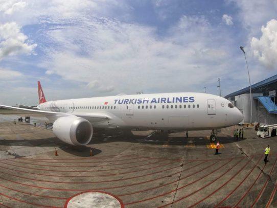 Aerolínea turca reanudará vuelos a Panamá en noviembre