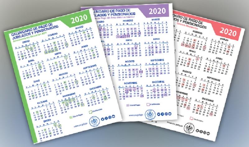 CSS anuncia calendario 2020 para pago a jubilados y pensionados