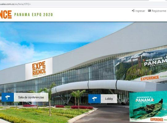 I Feria Virtual Experience Panama Expo busca posicionar los atractivos turísticos de Panamá