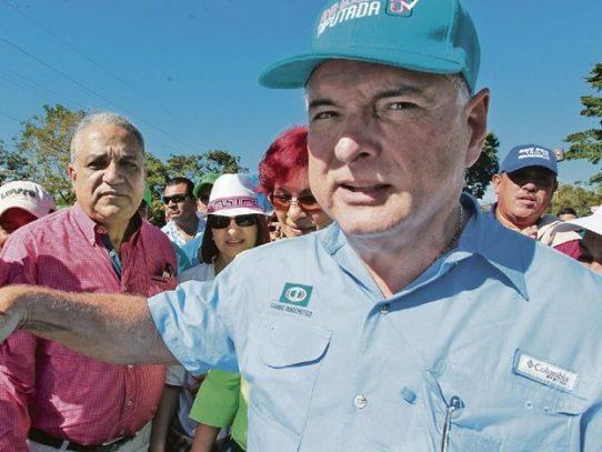 Expresidente Martinelli, defiende a Chichi de Obarrio en Caso del PAN
