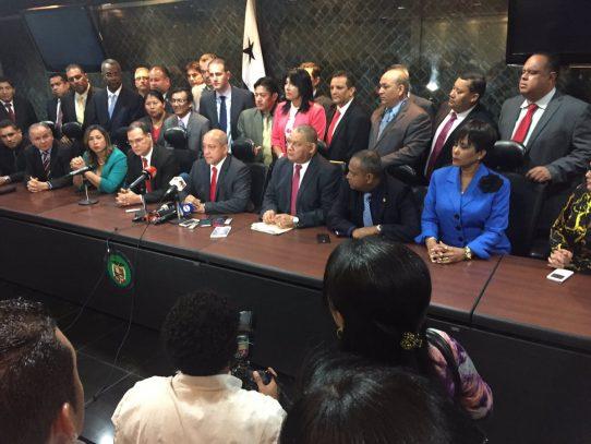 Elección de magistrado del TE enfrenta a diputados PRD con panameñistas