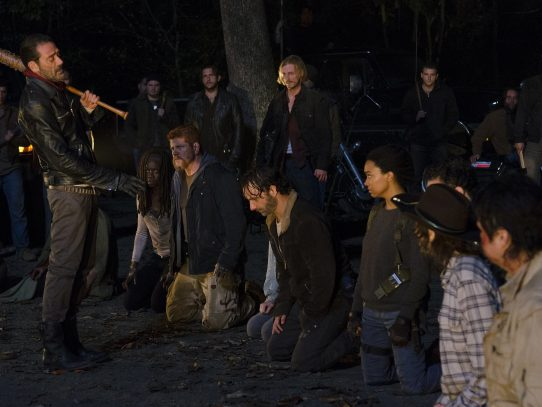 Final de The Walking Dead será en 2022