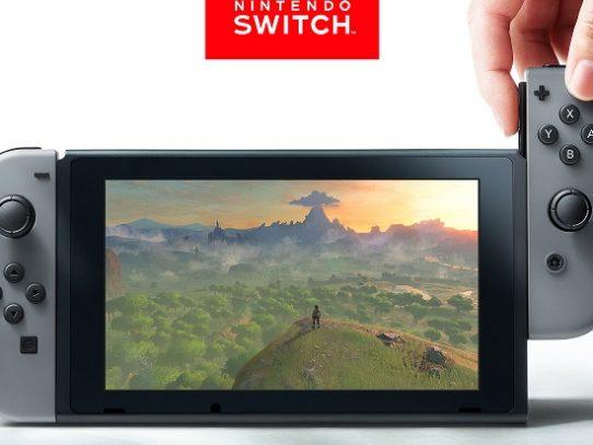 Nintendo presenta una nueva consola para uso casero y portátil