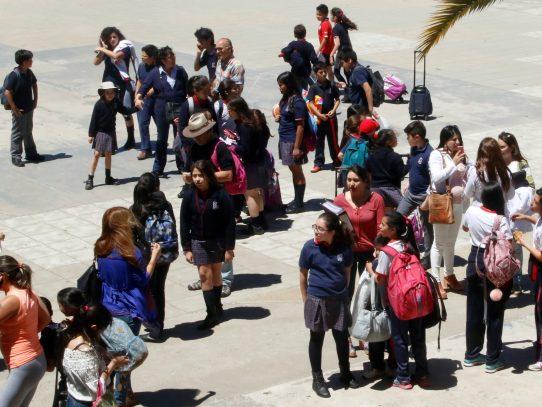 Un sismo de 6,4 sacudió la zona central de Chile