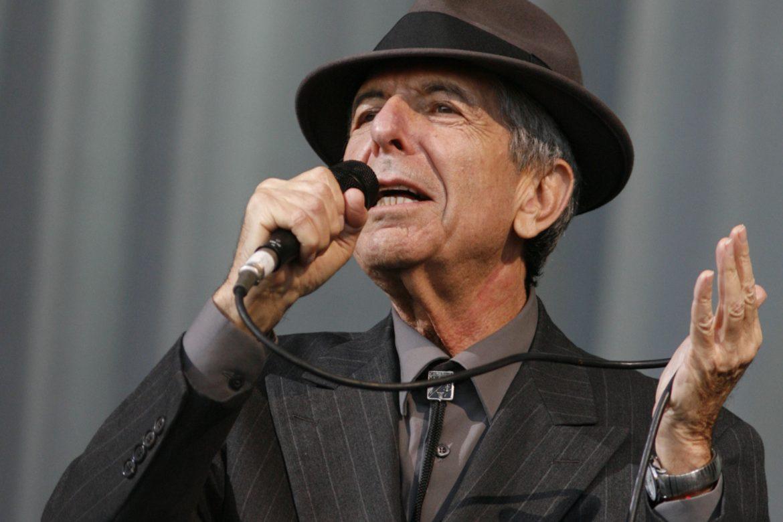 Leonard Cohen, poeta del rock, muere a los 82 años