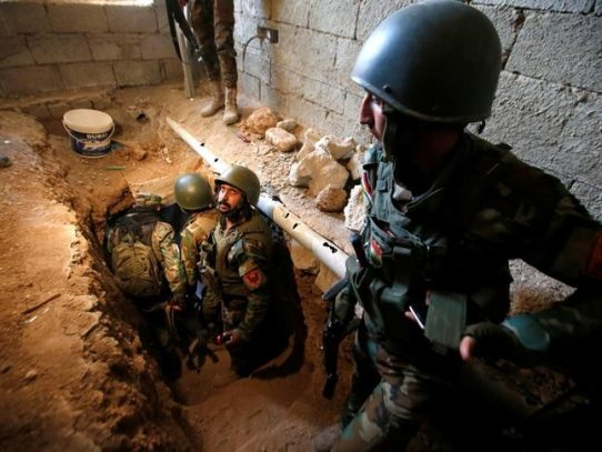 Ejército de Irak anuncia avances en Mosul pese a ataques suicidas con vehículos