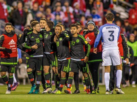 México le gana a EE.UU. y rompe racha negativa en eliminatorias