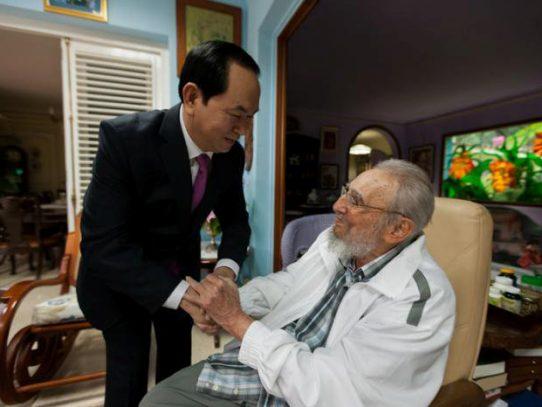 Líderes latinoamericanos lamentan muerte de Castro, destacan su influencia