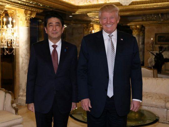 Primer ministro japonés cree que puede crear relación de confianza con Trump