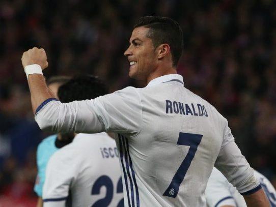 Cristiano Ronaldo, máximo goleador de las grandes ligas europeas