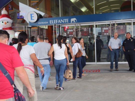 El quinto Black Friday de Panamá atrajo un aproximado de 20,000 turistas