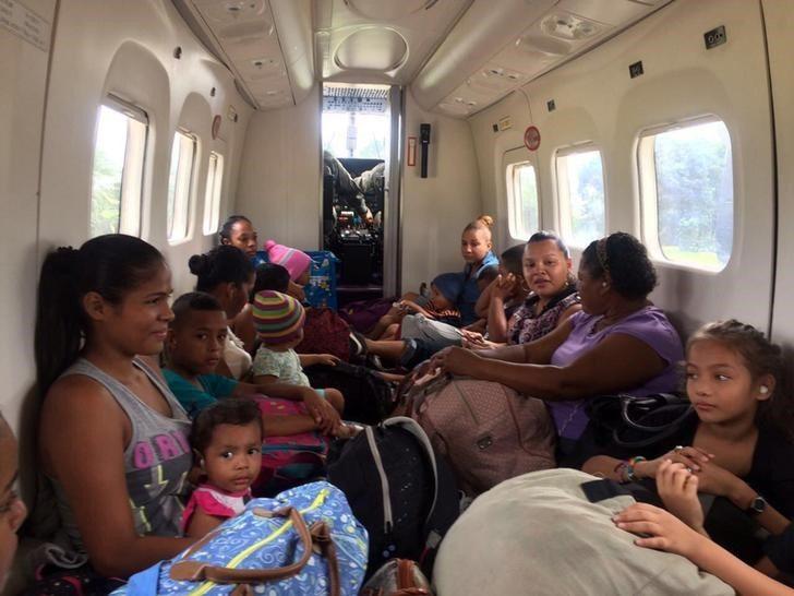 Costa Rica ordena evacuaciones por alerta roja del huracán Otto