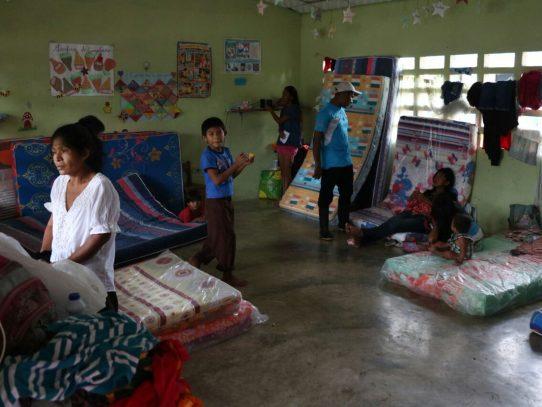 Gobierno entrega asistencias a damnificados por las inundaciones en Chiriquí