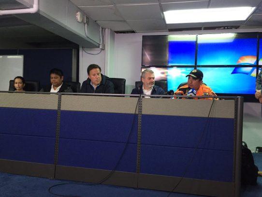 Declaran alerta roja para costas del Caribe en Panamá