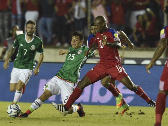 Tras empate los mexicanos desplazan a Panamá en la clasificación para  Mundial 2018