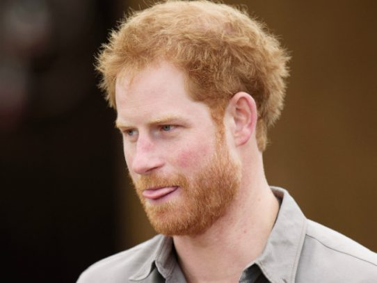 El príncipe Harry protagonizará documental sobre su viaje a África