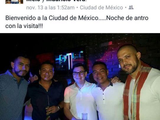 Maquilladores de la primera dama estuvieron en la misión oficial en México