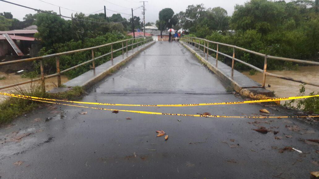 Tormenta tropical Otto se forma en el Caribe y genera afectaciones en Panamá