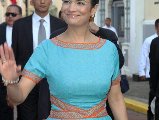 Isabel De Saint Malo es designada en la junta directiva de la Autoridad del Canal de Panamá