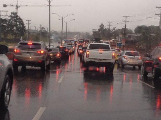 Lluvias y fuertes vientos para este miércoles, advierte Sinaproc