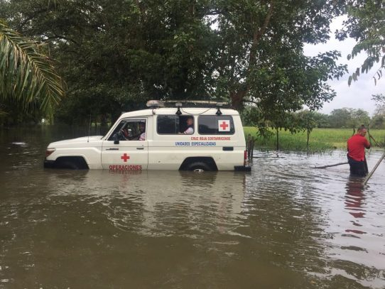 Cinco muertos en Costa Rica por huracán Otto
